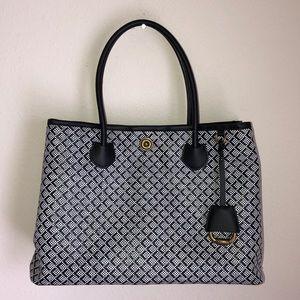 Ralph Lauren Ralph Black & white large purse A+